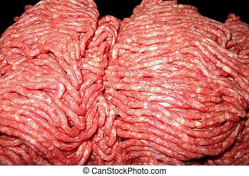 Ground Beef - Raw ground beef