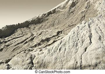 ground erosion detail
