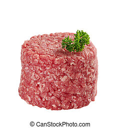 Ground Meat with Parsley