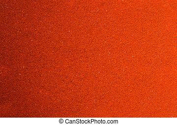 Ground Paprika texture background