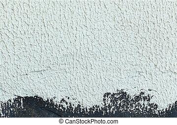 Ground stone grey background of many small stones