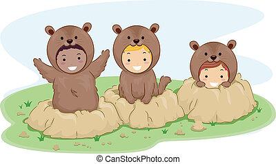 Groundhog Kids