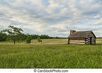 Grounds of Valley Forge National Monument