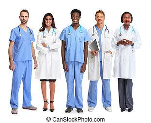 group., 医者