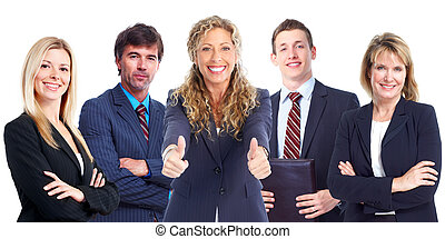 group., 商業界人士