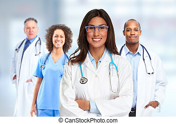 group., 薬剤師, 医者