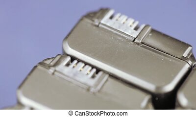 Group Battery for camcorders - Group of accumulators for...