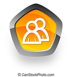 group internet icon