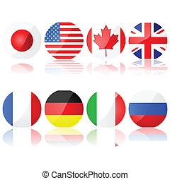 Group of 8 countries