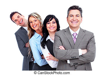 Group of business people.