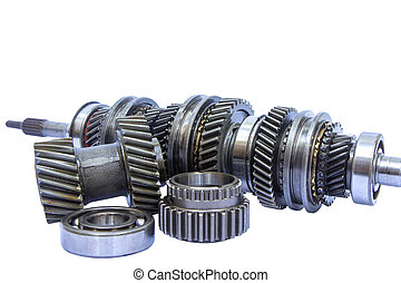group of gearbox part