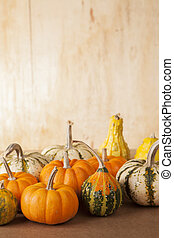Group of Gourds