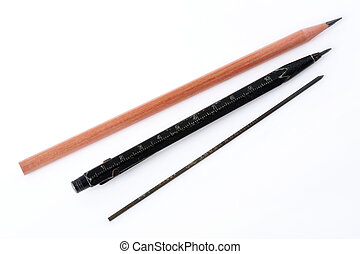 Group of pencils