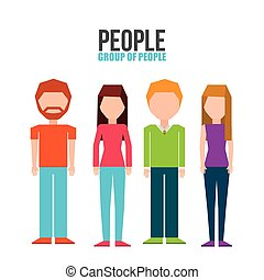 group of people design