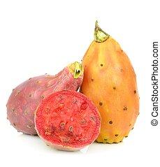 Group of Prickly Pears - A group of prickly pears cactus ...