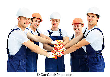 Group of professional industrial