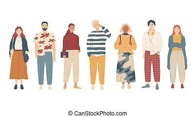 casual clothes stock illustrations 104048 casual clothes