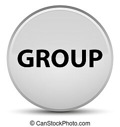 Group special white round button