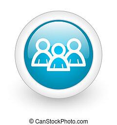 group web button