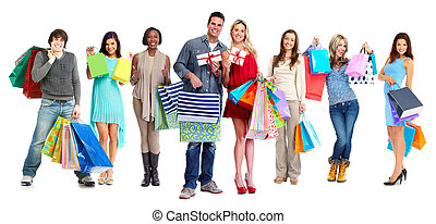 groupe, achats, customers.