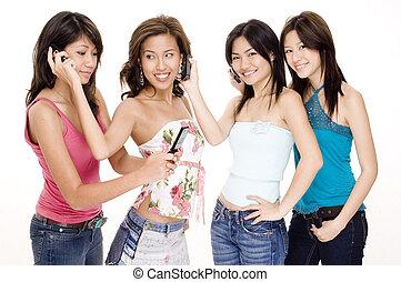 groupe de quatre personnes, #5