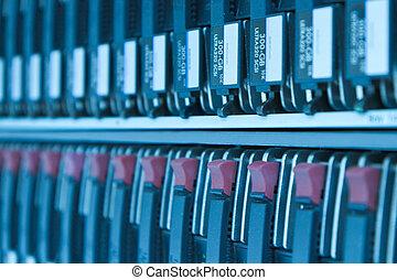 groupe, lecteurs disque dur