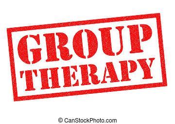 groupe, thérapie