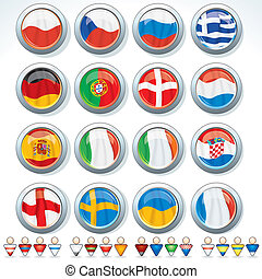 Groups of Euro 2012