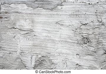 grout, parede, abstratos, textura, experiência., sujo, branca