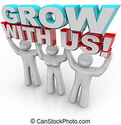 Grow With Us - Join a Group for Personal Growth - Three...