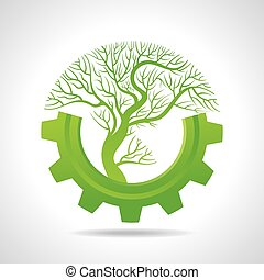 Growing business concept a tree - Growing business concept...