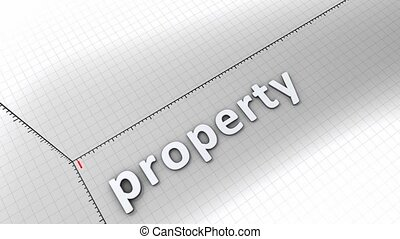 Growing chart - Property