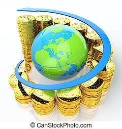 Growing euro