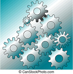 growing gears