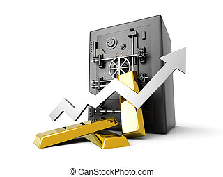 Growing Gold Deposit - Growing value of the Gold investment....