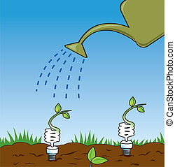 Growing Green Ideas