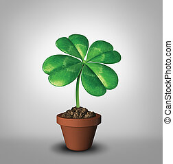 Growing Your Luck