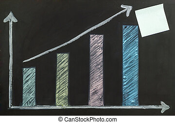 Growth Business graph