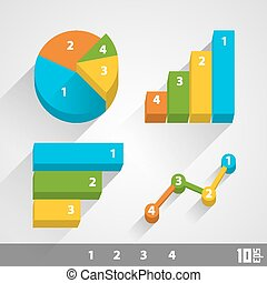 Growth chart 3d