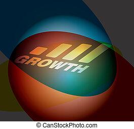 Growth - illustration