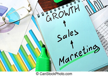 Growth, Sales and Marketing