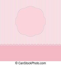 gruß, card., schablone, romantische