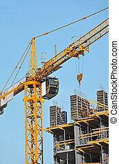 gru, luogo costruzione