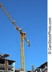 grue, site construction
