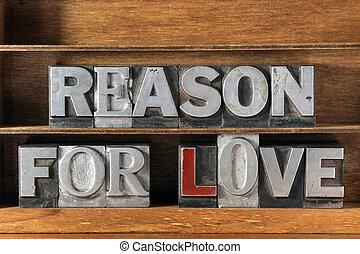 grund, liebe