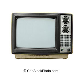 Grundgy Old TV