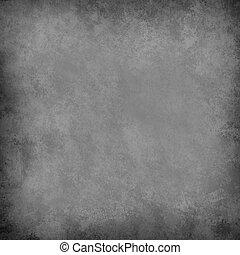 grunge, årgång, abstrakt, struktur, mörk, elegant, bakgrund