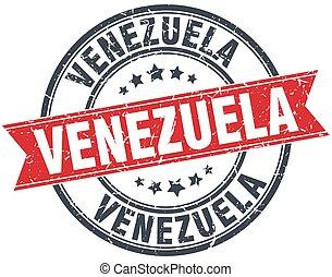 grunge , γραμματόσημο , κρασί , ταινία , βενεζουέλα , ...