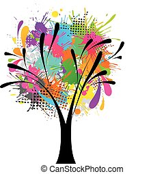 grunge , δέντρο