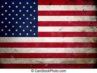 grunge , σημαία , η π α